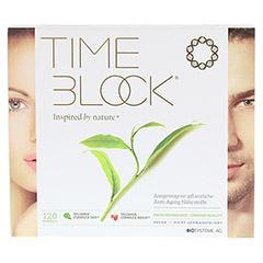 TIMEBLOCK Kapseln 120 St�ck - Vorderseite