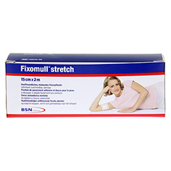 FIXOMULL stretch 15 cmx2 m 1 Stück - Vorderseite
