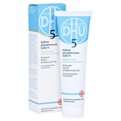 BIOCHEMIE DHU 5 Kalium phosphoricum N D 4 Salbe 50 Gramm N1