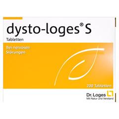 DYSTO LOGES S Tabletten 200 Stück