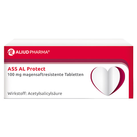 ASS AL Protect 100mg 50 St�ck N2