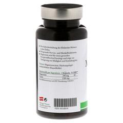 NICAPUR Magnesiumcitrat 120 Kapseln 60 Stück - Rückseite