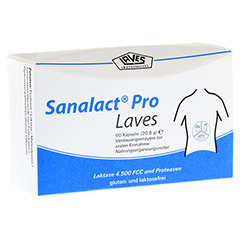 SANALACT Pro Laves Kapseln 60 Stück