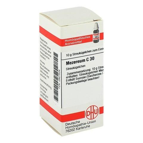 MEZEREUM C 30 Globuli 10 Gramm N1