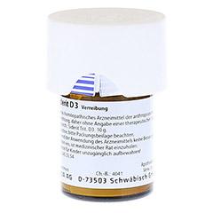 SIDERIT D 3 Trituration 20 Gramm N1 - Rechte Seite