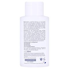 LACTEL Nr. 3 Shampoo gegen stark fettende Kopfhaut 200 Milliliter - Rückseite