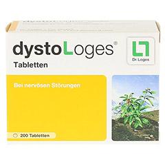 DYSTO LOGES Tabletten 200 Stück N2 - Vorderseite