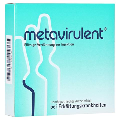 METAVIRULENT Injektionslösung 5x2 Milliliter