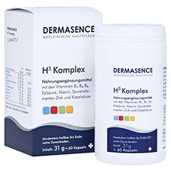DERMASENCE H3 Komplex Kapseln 60 Stück