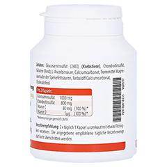 GLUCOSAMIN 500 mg+Chondroitin 400 mg Kapseln 90 Stück - Rechte Seite