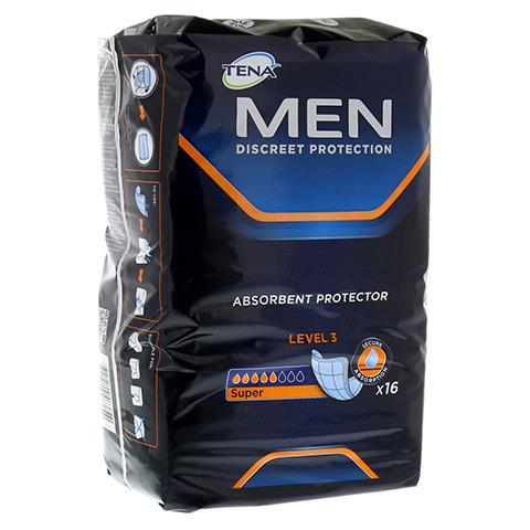 TENA MEN Level 3 Einlagen 6x16 St�ck