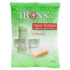 IBONS Classic Ingwerkaubonbons Orig.Btl.m.Euroloch 92 Gramm