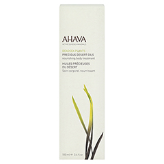 Ahava Precious Desert Oils 100 Milliliter - Vorderseite