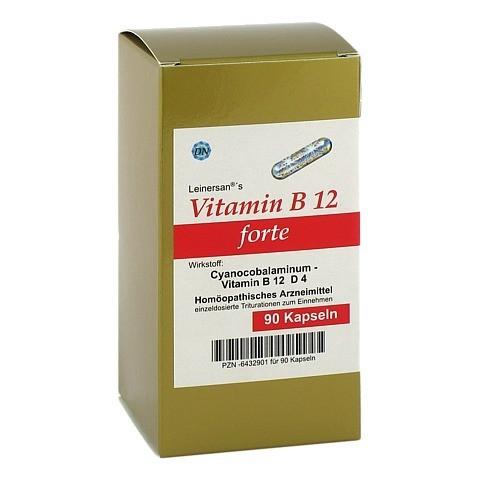 VITAMIN B12 forte Kapseln 90 Stück N1