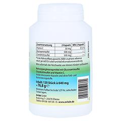 GLUCOSAMIN Chondroitin Kapseln 120 St�ck - Linke Seite