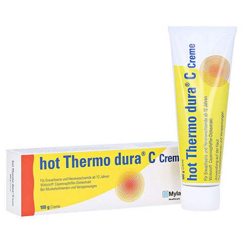 Hot Thermo dura C 100 Gramm N3