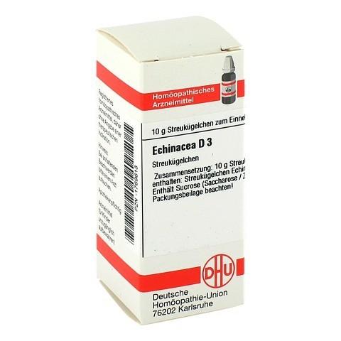 ECHINACEA HAB D 3 Globuli 10 Gramm N1