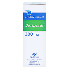 MAGNESIUM DIASPORAL 300 mg Granulat 20 Stück N1 - Rechte Seite