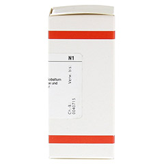 COBALTUM NITRICUM D 6 Tabletten 80 Stück N1 - Rechte Seite