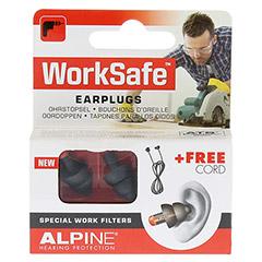ALPINE WORKSAFE Ohrstöpsel 2 Stück - Vorderseite