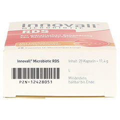 INNOVALL Microbiotic RDS Kapseln 28 Stück - Unterseite