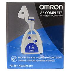 OMRON A3 Complete Kompressor-Inhalationsgerät 1 Stück - Vorderseite