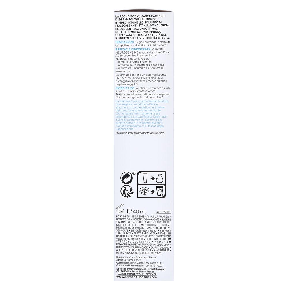 Erfahrungen zu ROCHE POSAY Redermic C UV Creme 40