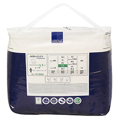 ABRI FLEX Premium Pants 100-140 cm L1 FSC 14 Stück - Rückseite