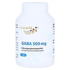 GABA 500 mg Kapseln 120 St�ck
