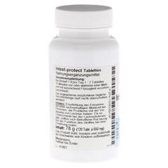 INTEST protect Tabletten 120 Stück - Linke Seite