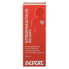 STROPHANTHUS HEVERT Tropfen 100 Milliliter N2 - Vorderseite