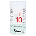 BIOCHEMIE Pfl�ger 10 Natrium sulfuricum D 6 Tabl. 400 St�ck N3