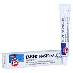 EMSER Nasensalbe Sensitiv 8 Gramm