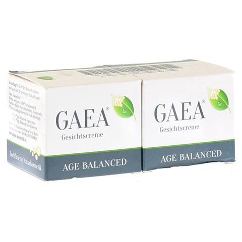 GAEA Age Balanced Gesichtscreme 50 Milliliter