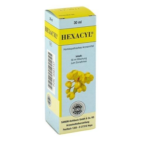 HEXACYL Tropfen 30 Milliliter N1