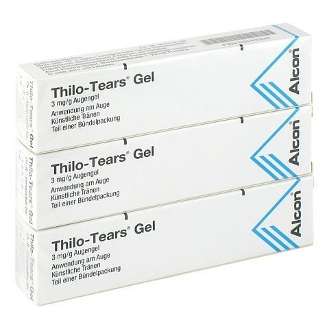THILO TEARS Augengel 3x10 Gramm N3
