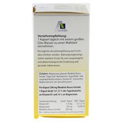 RHODIOLA ROSEA Kapseln 200 mg 60 Stück - Linke Seite