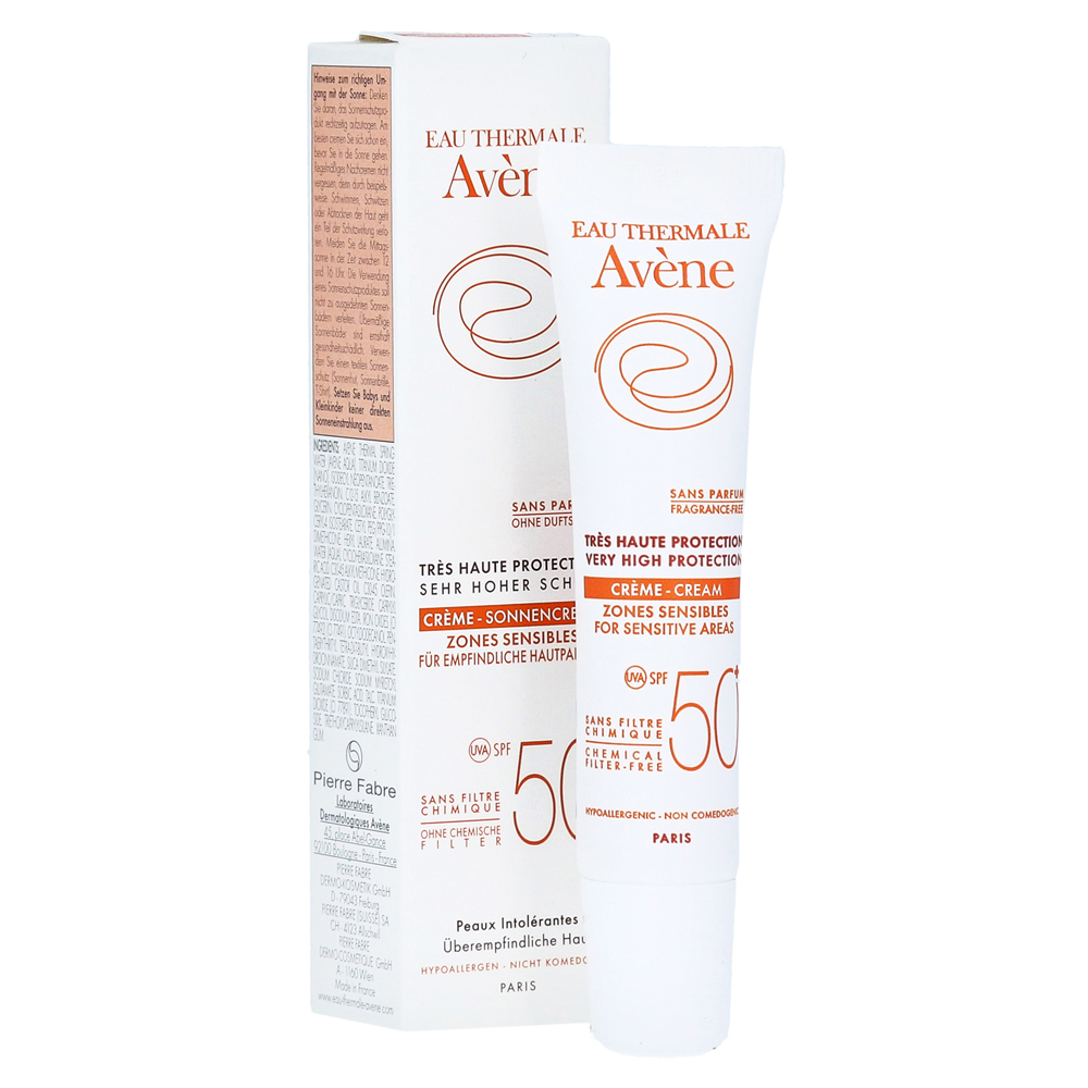 erfahrungen zu avene sonnencreme spf 50 empf hautpart. Black Bedroom Furniture Sets. Home Design Ideas