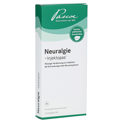NEURALGIE Injektopas Ampullen 10x2 Milliliter N1