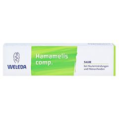 HAMAMELIS COMP.Salbe 70 Gramm N2 - Vorderseite