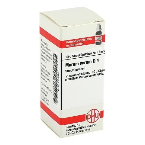 MARUM verum D 4 Globuli 10 Gramm N1