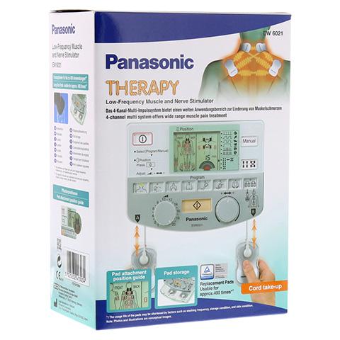 PANASONIC EW6021 Muskelstimulator TENS 1 Stück