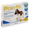 PRAC tic f.mittlere Hunde 11-22 kg Einzeldosispip. 3 Stück