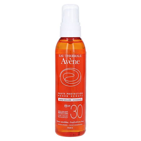 AVENE SunSitive Sonnenöl SPF 30 200 Milliliter