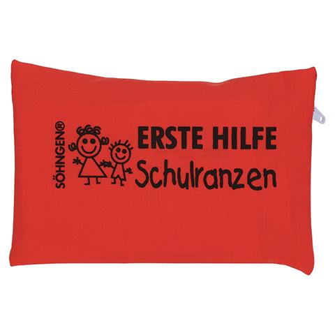ERSTE HILFE Tasche Schulranzen orange 1 Stück
