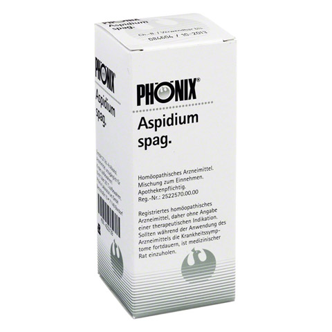 PHÖNIX ASPIDIUM spag. Tropfen 100 Milliliter N2