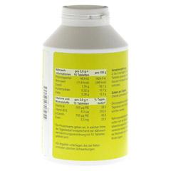 NEPRO-RELLA Tabletten 1500 Stück - Rückseite