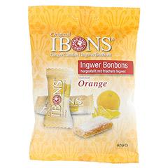 IBONS Orange Ingwerkaubonbons Orig.Btl.m.Euroloch 92 Gramm