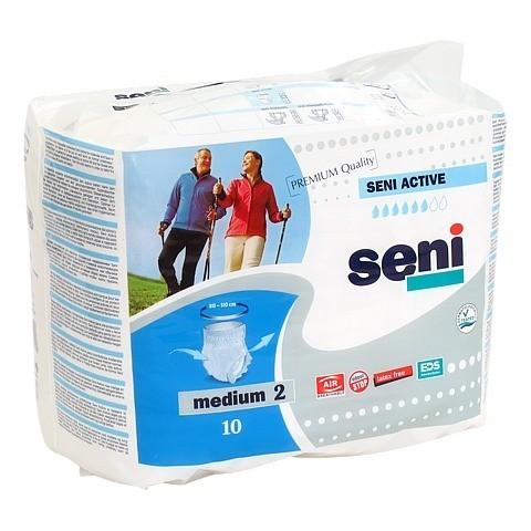 SENI Active Pants Gr. M 10 St�ck