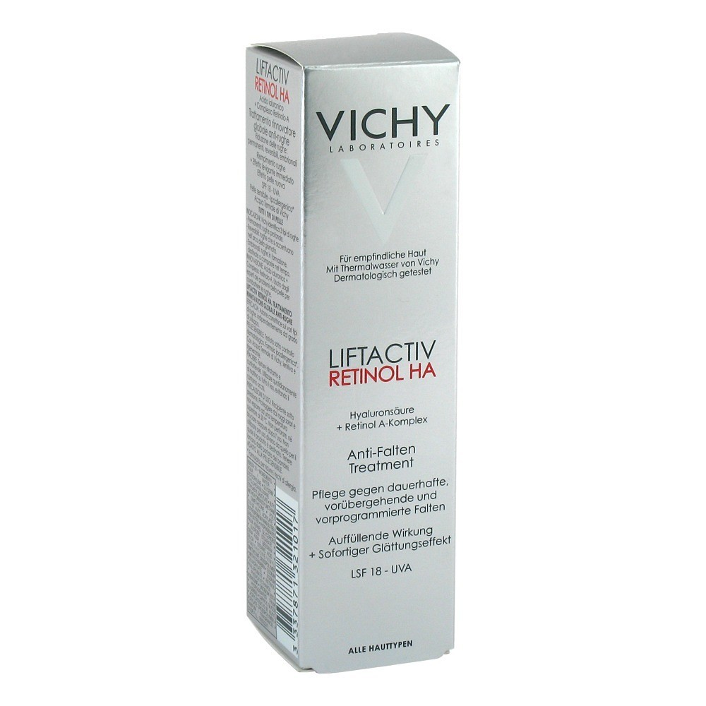 erfahrungen zu vichy liftactiv retinol ha creme 30 milliliter medpex versandapotheke. Black Bedroom Furniture Sets. Home Design Ideas
